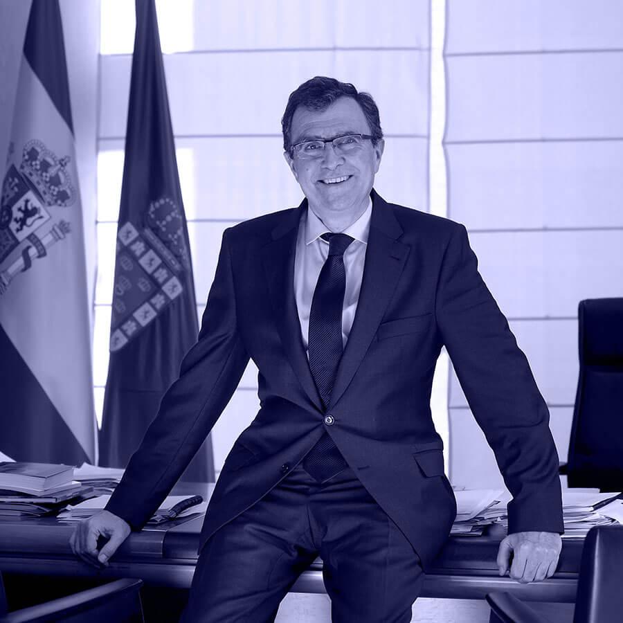 Alcalde Jose Ballesta