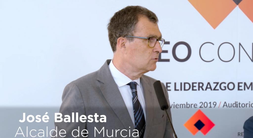 Alcalde CEO Congress Murcia excelencia directiva