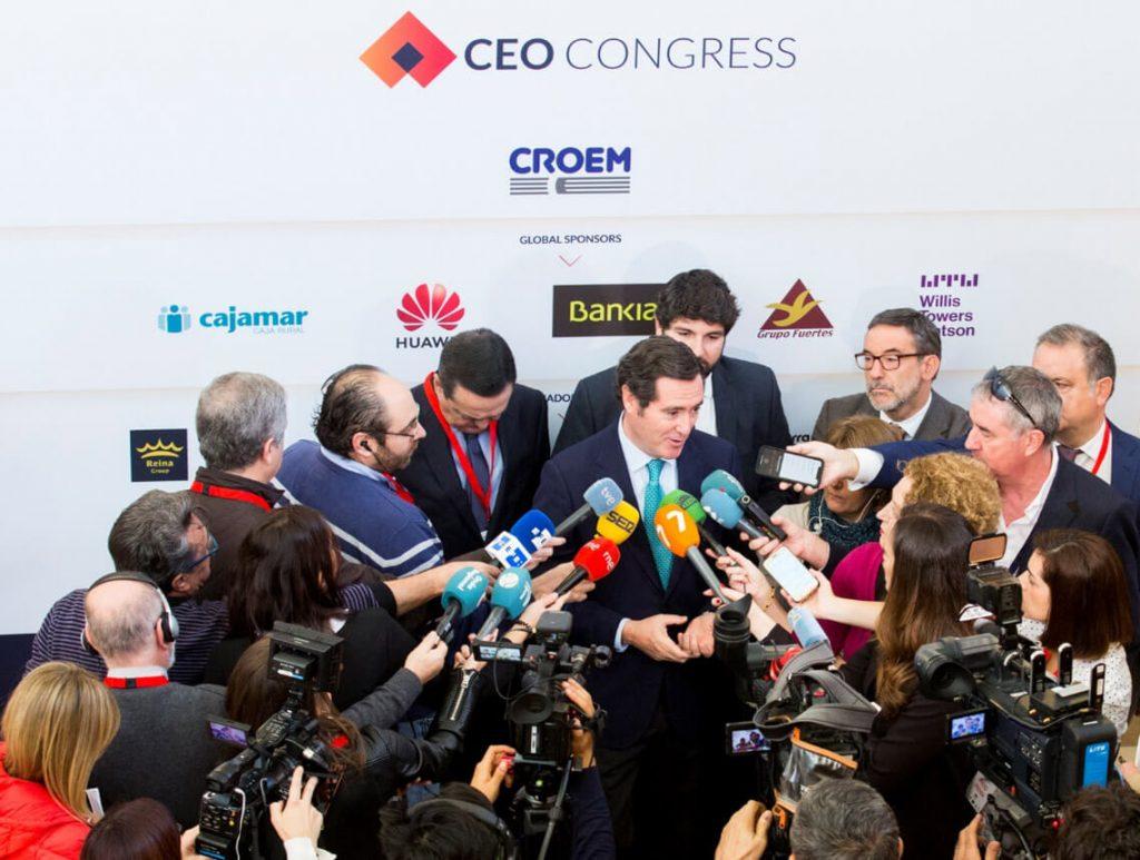 CEO congress - impacto mediático